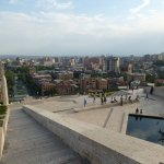 Yerevan Cascade Foto