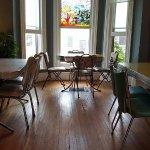 The Purple House Cafe Foto