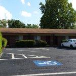 Park Motel Russellville Foto