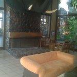 Hwange Safari Lodge Bild