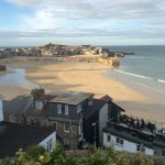 St Ives Bay View...
