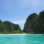Ausflug zu den Phi Phi Islands.