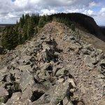 Crag's Crest Trail.