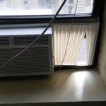 climatisation en état de non fonctionnement