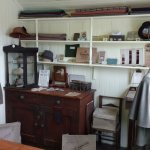 The Tailor's Shop at the Highland Folk Museum