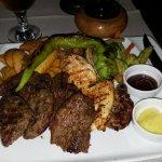 Villa Okan Restaurant Foto