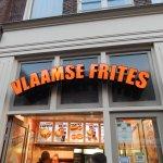 Snack at Vlaamse Frites