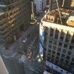 NY seen from the window
