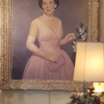 Mamie's official portrait