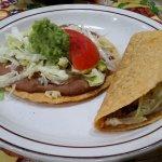Chalupa and Taco