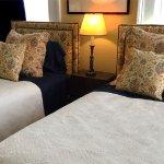 Twin room bedding