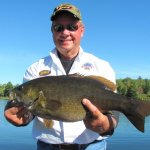 our Smallmouth Bass fishery