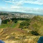 Una gran visión de Edimburgo