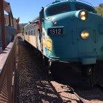 Engine turn-around at Perkinsville