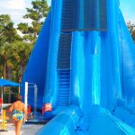 Water Slide (fee for usage)