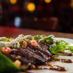 Mezcal's dinner menu is full of authentic Mexican dishes, served to perfection