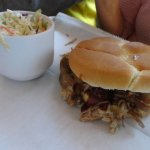 Pulled Pork and Coleslaw
