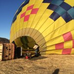 Up & Away Ballooning Picture