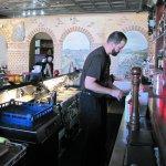 bar at Mia Bella