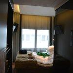 Compact room