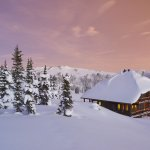 Photo de Purcell Mountain Lodge
