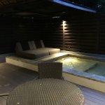 Rainforest Seaview villa Jacuzzi