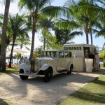 Great snacks and tasty treats at the gourmet food truck.