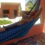 Most rooms have hammocks- enjoy them!
