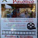 Noches de cine en el patio del Pozolico
