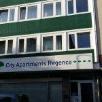 Foto de City Appartements Regence