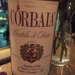 Excellent wine recommendation