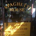 Spaghetti house & fish Foto