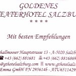 Foto di Goldenes Theater Hotel