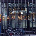 Foto di Hotel Jean Moet