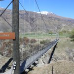 Edgar Bridge over Kawarau Gorge