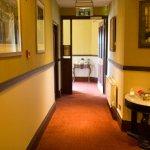 Corridor in Eccles Hotel