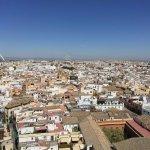 Widok z dzwonnicy Giralda 3
