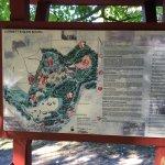 Corbett's Glen Nature Park - park map
