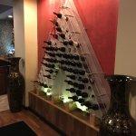Sakura Home - wine room rack