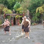 Photo de Village maori de Tamaki
