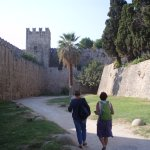 Palace of Grand Master of Knights Foto