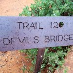 Devil's Bridge Trail Foto