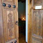 Zimmertüren aus altem Holz
