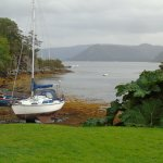 veiw over Plockton bay