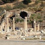 Celsus-Bibliothek Foto