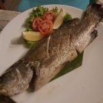 Seafood Basket Dinner (whole fish)