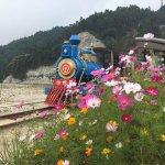 Yangshimu, a sister park accessible via train