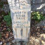 Cadillac Mountain Foto