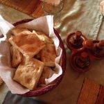 Típico pan bereber