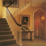 Staircase in the Main Hallway of The Boar's Head